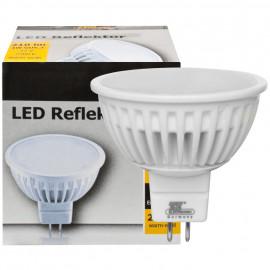 LED Lampe, Reflektor, GU5,3 / 4W, 210 lm, 27000K, TS-Electronic