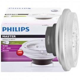 LED Lampe, Reflektor, MASTER LED AR111, G53 / 11W, 580 lm, 3000K, Philips