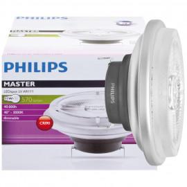 LED Lampe, Reflektor, MASTER LED AR111, G53 / 11W, 570 lm, 3000K, Philips