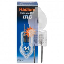 NV Halogenlampe, Skylight IRC, Niederdruck, G4 / 14W, 240 lm, Radium