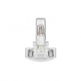 Schaltereinsatz Glimmlampe für Schalter und Taster, 0,5 mA Jung