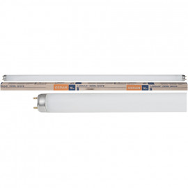 Leuchtstofflampe, LUMILUX, T8, G13 / 16W, LF 840, Länge  720 mm Osram