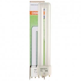 Lampe, Energiespar, DULUX L, 2G11 / 18W, 1200 lm, LF 827, Osram