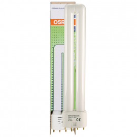 Lampe, Energiespar, DULUX L, 2G11 / 24W, 1800 lm, LF 830, Osram