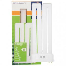 Lampe, Energiespar, DULUX F, 2G10 / 18W, 1100 lm, LF 840, Osram
