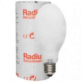 Natriumdampf Hochdrucklampe, RNP-E/LR SUPER, E27 / 50W 3800 lm Ellipsoidform