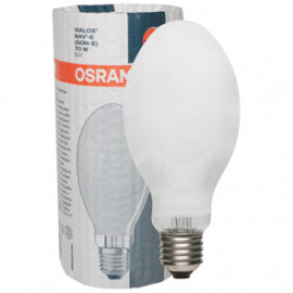 Natriumdampf Hochdrucklampe, VIALOX NAV-E, E27 / 70W, intern Osram