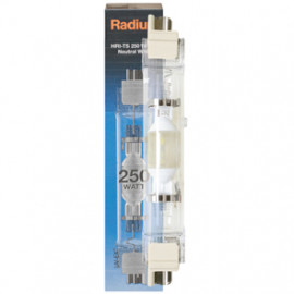Halogenlampe, Metalldampf, HRI-TS, FC2 / 250W, 6200 lm, NDL, Radium