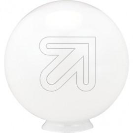 Lampen Ersatzglas - Kugelglas opal glänzend Ø 200mm