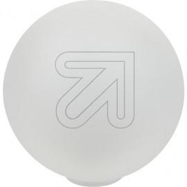 Lampen Ersatzglas - Kugelglas opal satiniert Ø 130mm
