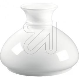 Lampen Ersatzglas - Petroglas opal glänzend Ø 145mm Höhe 115mm