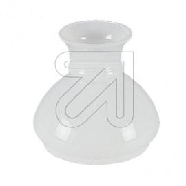Lampen Ersatzglas - Petroglas opal glänzend Ø 170mm Höhe 155mm