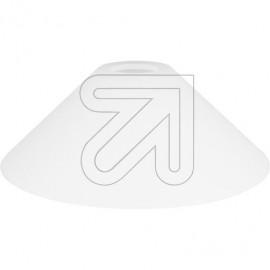 Lampen Ersatzglas - Leuchtenglas opal matt  Loch Ø 33mm Ø 180mm Höhe 68mm