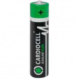 Batterie, Alkaline, Micro, LR03, 1,5V - Cardiocell
