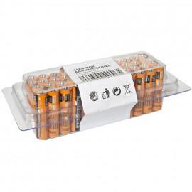 48 Stück Batterie, INDUSTRIAL, Alkaline, Micro, LR03, AAA, 1,5V - Duracell