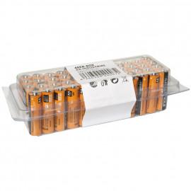 48 Stück Batterie, INDUSTRIAL, Alkaline, Mignon, LR6, AA, 1,5V - Duracell