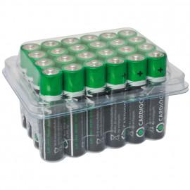 Batterie, Alkaline, Micro, LR03, AAA, 1,5V - Cardiocell