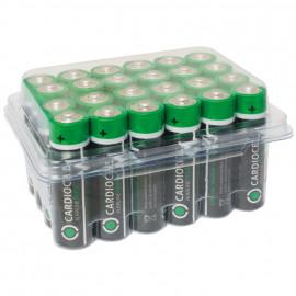 Batterie, Alkaline, Mignon, LR6, AA, 1,5V - Cardiocell