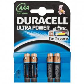 Batterie, ULTRA POWER, Alkaline, Micro, LR03, 1,5V, AAA - Duracell
