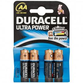 Batterie, ULTRA POWER, Alkaline, Mignon, LR6, 1,5V, AA - Duracell
