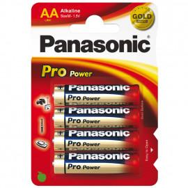 Batterie, PRO POWER, Alkaline, Mignon, LR6PPG, 1,5V, AA - Panasonic