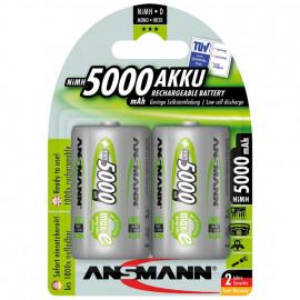 Akku, BASIC, NiMh, 1,2V / 5000 mAh, Mono (Blisterware)