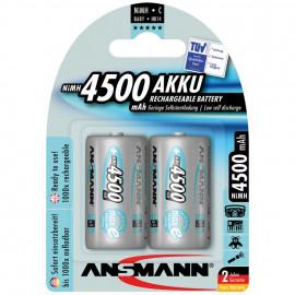 Akku, MAX E, NiMh, 1,2V / 4500 mAh, Baby vorgeladen (Blisterware)
