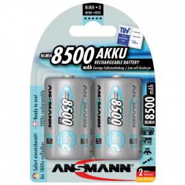 Akku, MAX E, NiMh, 1,2V / 8500 mAh, Mono vorgeladen (Blisterware)