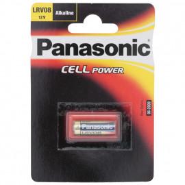Batterie, Alkaline, LRV 08, 12V  - Panasonic