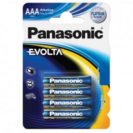 Batterie, EVOLTA, Alkaline, Micro, AA, 1,5V, AAA  - Panasonic
