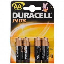 Batterie, PLUS, Alkaline, Mignon, 1,5V, LR6, AA - Duracell