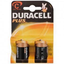 Batterie, PLUS, Alkaline, Baby, 1,5V, LR14, C - Duracell