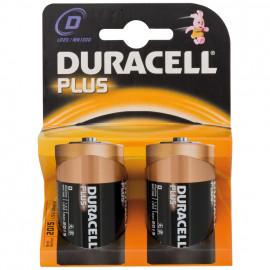 Batterie, PLUS, Alkaline, Mono, 1,5V, LR20, D - Duracell