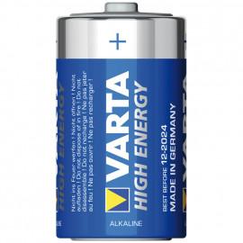 Batterie, HIGH ENERGY, Alkaline, Mono, LR20, 1,5V - Varta
