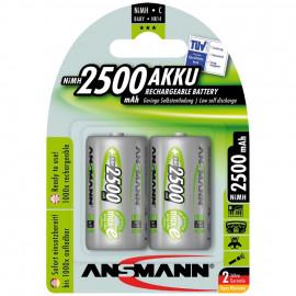 Akku, BASIC, NiMh, 1,2V / 2500 mAh, Baby (Blisterware)
