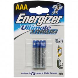 Batterie, ULTIMATE, Lithium, Micro, Länge 92mm, 1,5V (Blisterware)