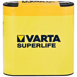 Batterie, SUPERLIFE, Normal, 3R12, 4,5V - Varta
