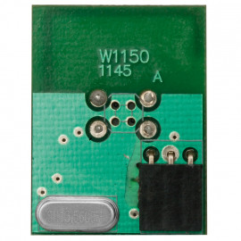 Funk Modul, zur drahtlosen Einbindung eines BELL 200 Funkgongs ME