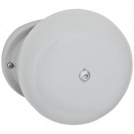 Alarmläutewerk, Metallglocke grau, 220-240V Bittorf