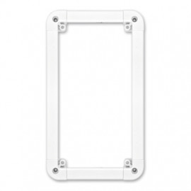 Türsprechanlagen Modul Aufputz Rahmen, MAR-2, für 2 Module Balcon CTC