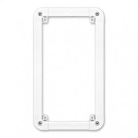 Türsprechanlagen Modul Aufputz Rahmen, MAR-3, für 3 Module Balcon CTC
