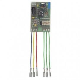Dreiklang Gong, ZG0 04, elektronisch, für Telefone HT 97. CTC