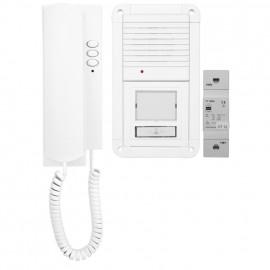 Tür Sprechanlage für das 1 Familien Haus, SET 501, 1+N-Technik CTC