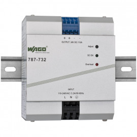 Reiheneinbau Netzgerät, EPSITRON®ECO, 787-732, Ausgang DC 24V / 10A - Wago