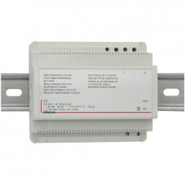 Netzgerät Typ 672, 4,5/8V-DC, 12V-AC, 6 TE bticino