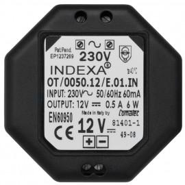Universal UP Netzgerät, 1000mA für UP Dose Ø 55mm, Tiefe 32mm