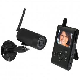 Digitales Funk Kamera- überwachungs-System, DF25A