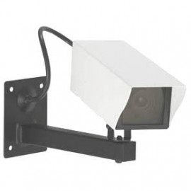 Dummy Kamera, mit LED Signalanzeige