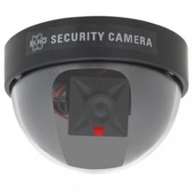 Dummy Kuppel Kamera, mit LED Signalanzeige