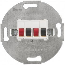 Lautsprechersteckdose, für TAE-Zentralplatte